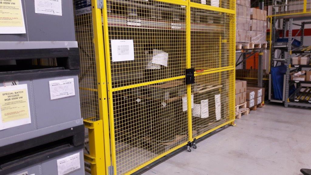 Pannelli modulari reti divisorie